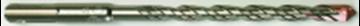 Image de FORET MARTEAU SDS+ 2 TRANCHANTS 10 X 160 MM