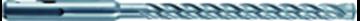 Image de FORET MARTEAU SDS+ 4 TRANCHANTS ''XTREME'' 8 X 110 MM
