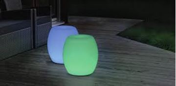 "Image de TABLE LUMINEUSE LED ""HOME 305"" 9W RGB+W IP54"