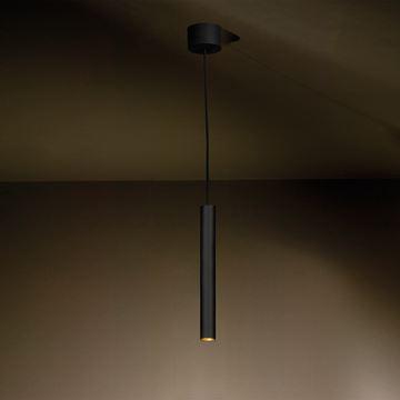 """Image de SUSPENSIONS LED """"NOBEL M10"""" 4W 827 NOIR/NOIR"""