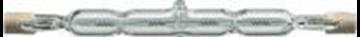 Image de AMPOULE HALOGENE PLUSLINE ES R7S 160W 929 118MM