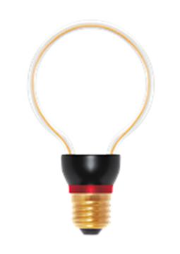 "Image de AMPOULE LED ""ART GLOBE"" E27 8W 922"