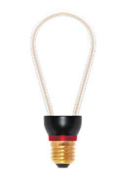 """Image de AMPOULE LED """"ART RUSTIKA"""" E27 8W 922"""