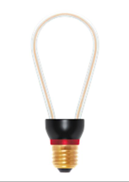 """Image sur AMPOULE LED """"ART RUSTIKA"""" E27 8W 922"""