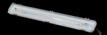 Image de ARMATURE HERMETIQUE HF T8 1X36W IP65 1200MM