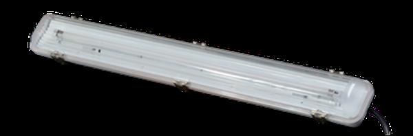 Image sur ARMATURE HERMETIQUE HF T8 1X36W IP65 1200MM