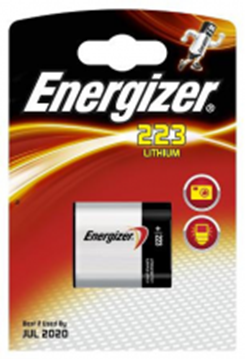 Image de 1 PILE ENERGIZER LITHIUM 6V