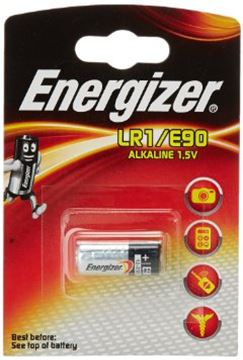 Image de 1 PILE ENERGIZER LR01