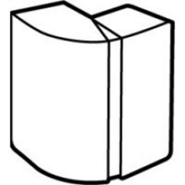 Image de ANGLE EXTÉRIEUR VARIABLE POUR GOULOTTE DLP