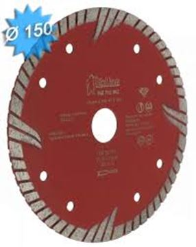 Image de DISQUE DIAMANT RED D150MM