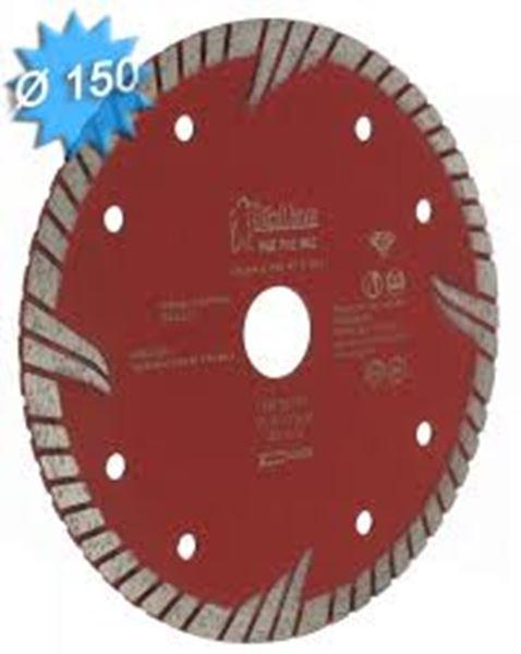 Image sur DISQUE DIAMANT RED D150MM