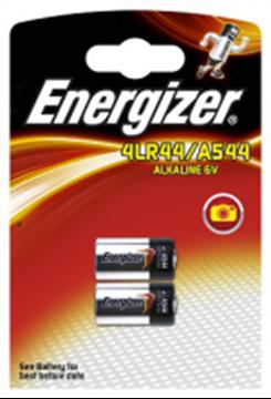 Image de 2 PILES ENERGIZER 4LR44