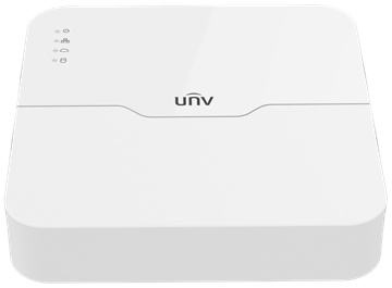 Image de UNIVIEW NVR 8 CHANNEL 8XPOE 8MP