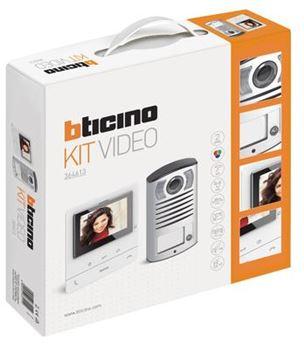 Image de KIT VIDEO COULEUR 1 BP LINEA 2000 + CLASSE100V16B