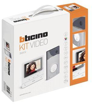 Image de KIT VIDEO COULEUR 1 BP LINEA 3000 + CLASSE100V16E