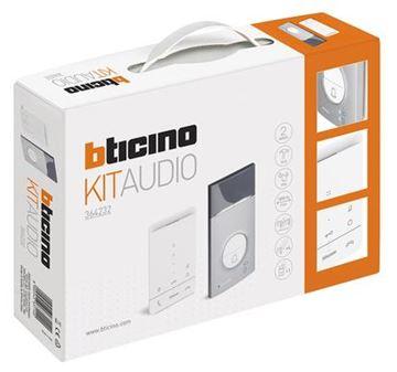 Image de KIT AUDIO 1 BP LINEA 3000 + CLASSE100A16E