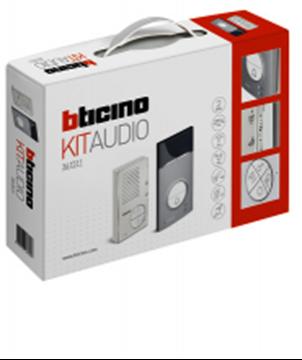Image de KIT AUDIO 1 BP LINEA 3000 + CLASSE 100 A12B