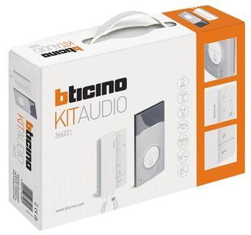 Image de KIT AUDIO 1 BP LINEA 3000 + CLASSE100A16M
