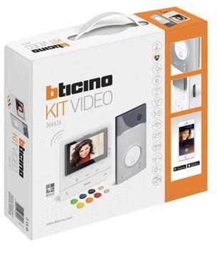 Image de KIT VIDEO COULEUR 1 BP LINEA 3000 + CLASSE100X16E WIFI