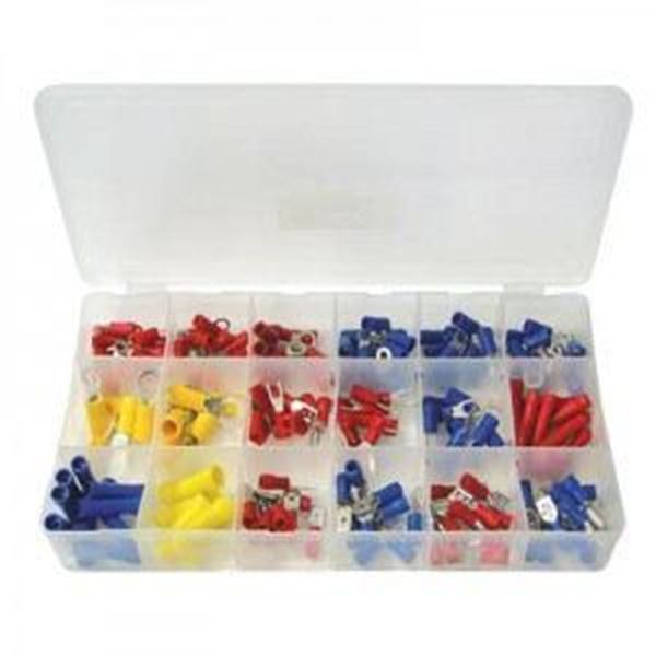 Image sur ASSORTIMENT DE COSSE FASTON® - 150 PIECES