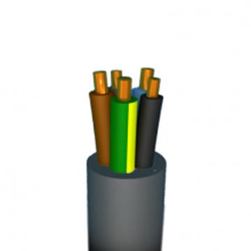 Image de CABLE DE RACCORDEMENT VTMB H05VV-F ECA 5G2,5 GRIS B500