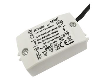 Image de ALIMENTATION LED 350MA 1-6W NON DIMMABLE IP20