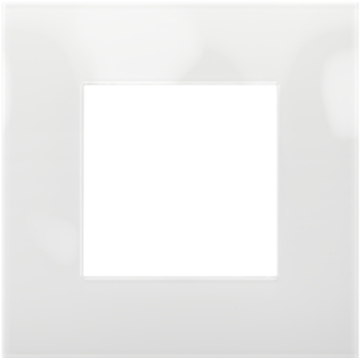 Image de PLAQUE SIMPLE PURE BLANC NEIGE