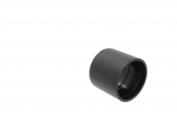 Image de EMBOUT POUR TUBE PVC 20MM NOIR (100PC)