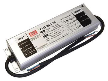 Image de ALIMENTATION LED 24V 240W NON DIMMABLE IP67