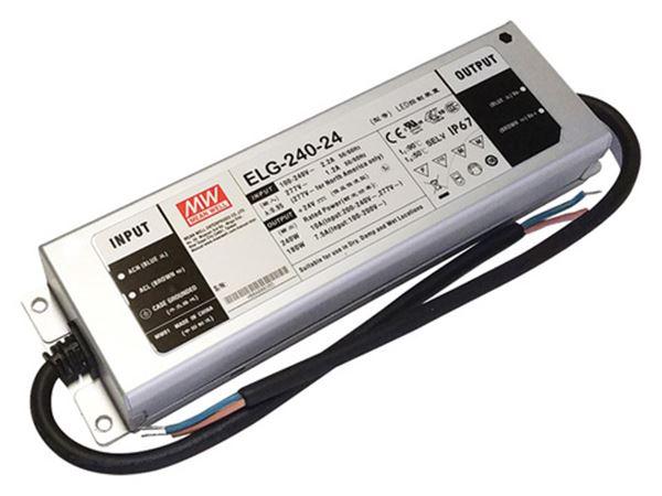 Image sur ALIMENTATION LED 24V 240W NON DIMMABLE IP67