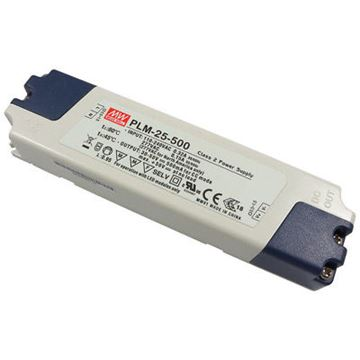 Image de ALIMENTATION LED 500MA 25W NON DIMMABLE IP20