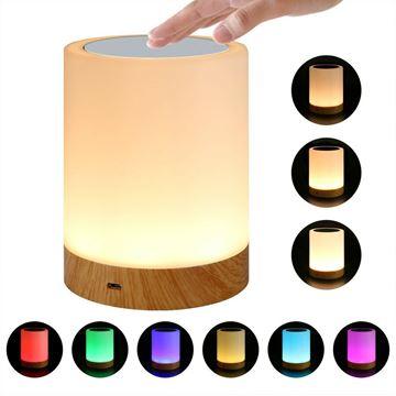 """Image de LAMPE A POSER LED """"SMART TOUCH"""" 1,6W RGB"""
