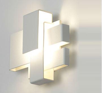 """Image de APPLIQUE LED """"ARZY 1.0"""" 6W 830 BLANC"""