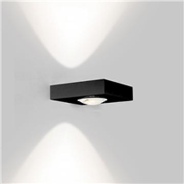 """Image de APPLIQUE LED """"LEENS 2.0"""" 2X4W 830 NOIR"""