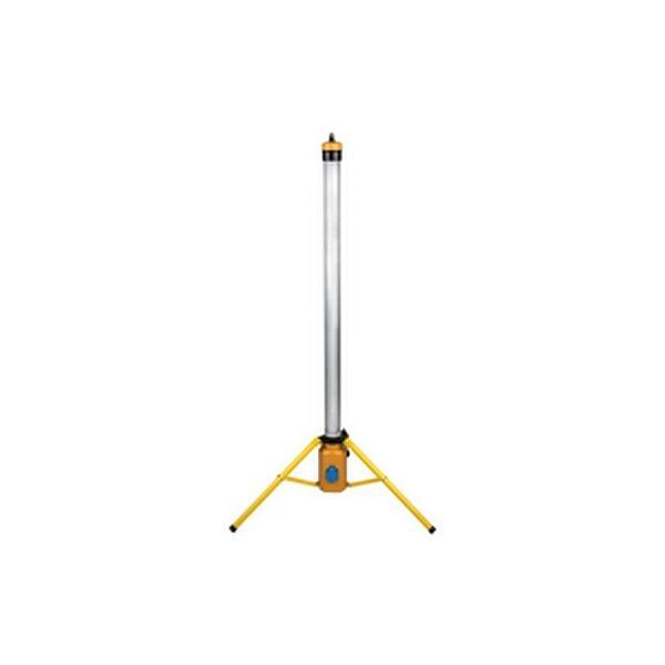 Image sur LAMPADAIRE DE CHANTIER LED TREPIED 54W 360° 15M 3G2,5
