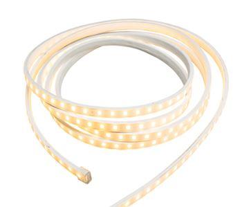 """Image de BANDEAU LED """"WHITE FLEX 230"""" 6W/M 730 BLANC IP44 1M"""