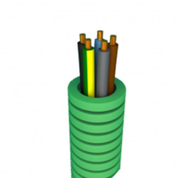 Image sur GREEN FLEX +HO7Z1-U 5G2,5 Ø20 R100