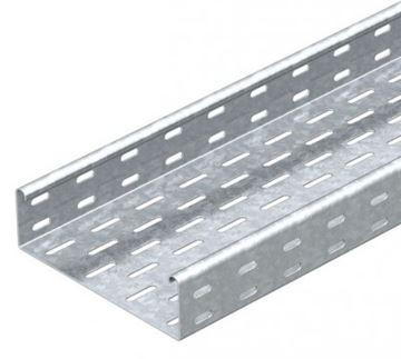 Image de CHEMIN DE CABLE EN METAL PERFORE 60X100X0,75 3M