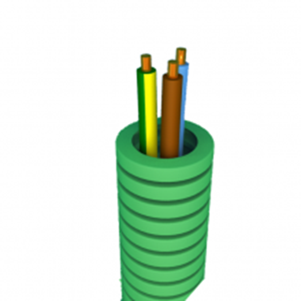 Image sur GREEN FLEX +HO7Z1-U 3G1,5 Ø16 R100