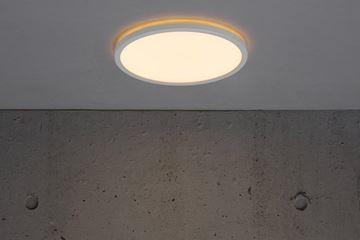 "Image de PLAFONNIER LED ""OJA 24"" 15W 827 BLANC"